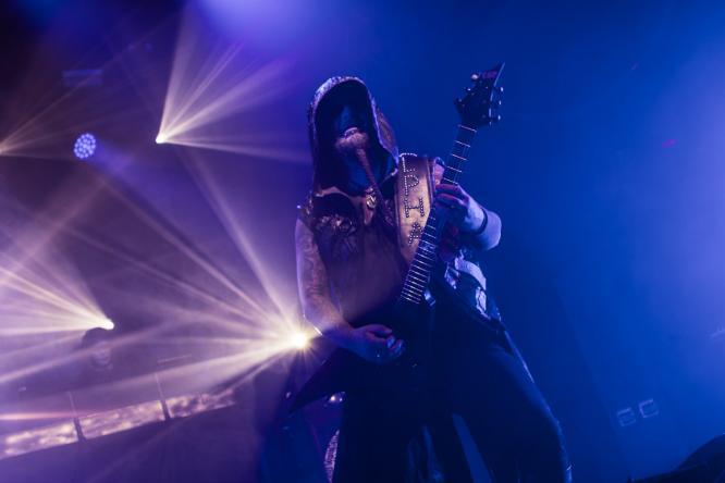 Dimmu Borgir - Live @ Turbinenhalle, Oberhausen