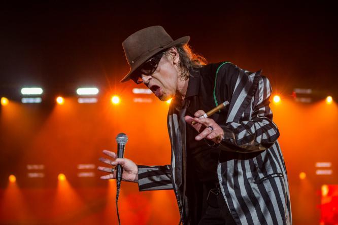 Udo Lindenberg - Live @ König-Pilsener-Arena, Oberhausen