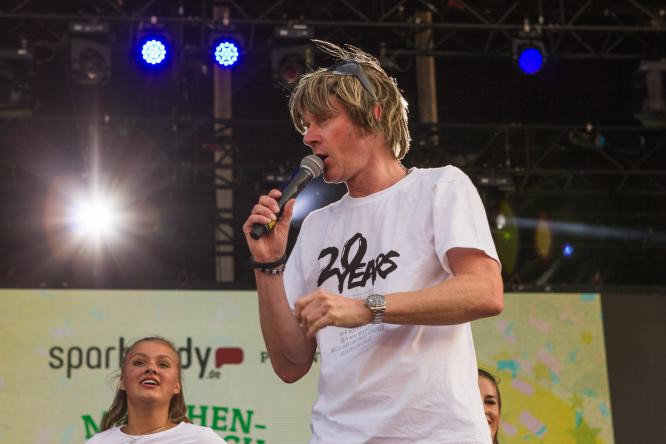 Mickie Krause - Live @ Mönchengladbach Olé
