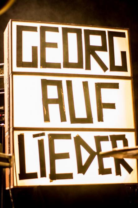 Georg auf Lieder - Live @ Gloria, Köln