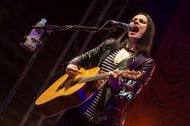 Amy Macdonald - Live @ Kunst!Rasen, Bonn