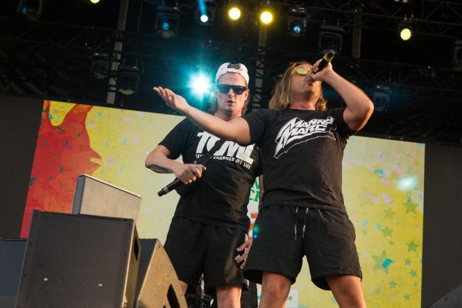 Die Atzen - Live @ Mönchengladbach Olé