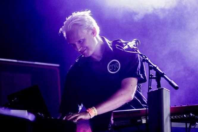 Cryo - Live @ Amphi Festival 2016