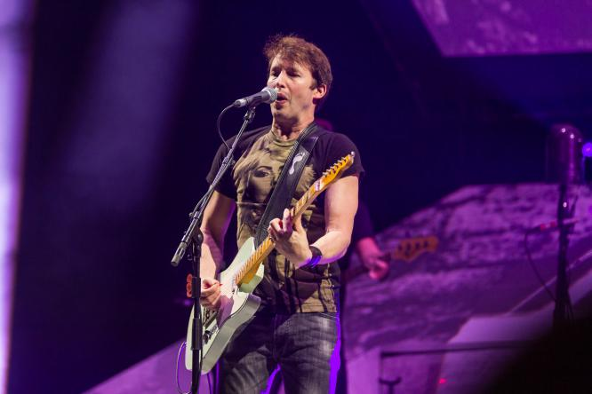 James Blunt - Live @ LANXESS Arena, Cologne