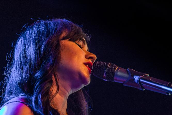 Laura Carbone - Live @ Amphi Festival 2016