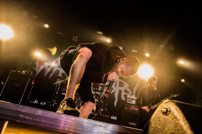 Whitechapel - Live @ Groezrock Festival 2015