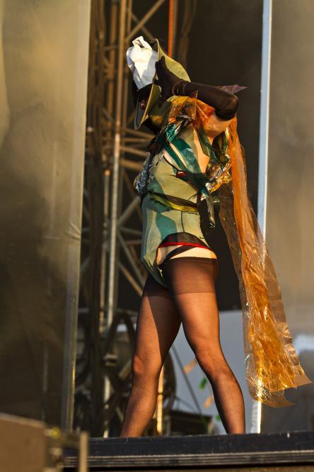 Bonaparte - Live @ Southside Festival 2014