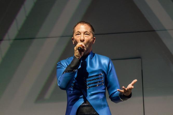 DJ BoBo - Live @ LANXESS Arena, Cologne