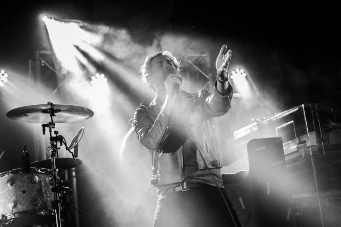 Kaiser Chiefs - Live @ Essigfabrik, Köln