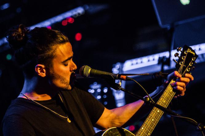 Alex Vargas - Live @ Bürgerhaus Stollwerck, Köln