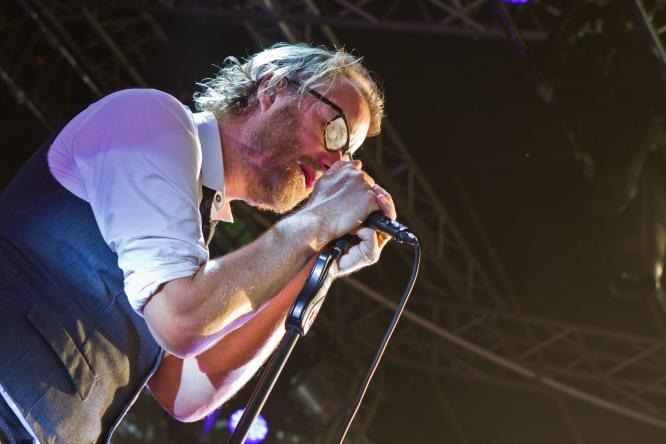 The National - Live @ Open Air am Tanzbrunnen, Cologne