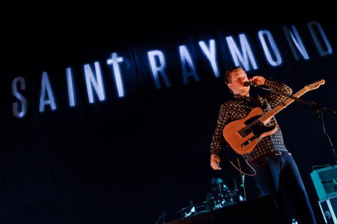 Saint Raymond - Live @ ISS Dome, Düsseldorf