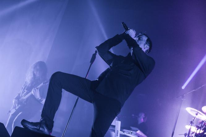 Blind Guardian - Live @ Mitsubishi Electric Halle, Düsseldorf