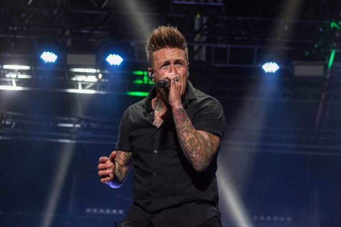 Papa Roach - Live @ Reload Festival 2018