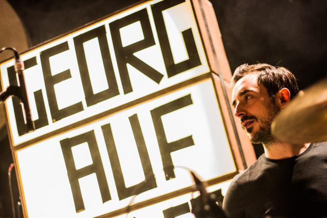 Georg auf Lieder - Live @ Gloria, Cologne