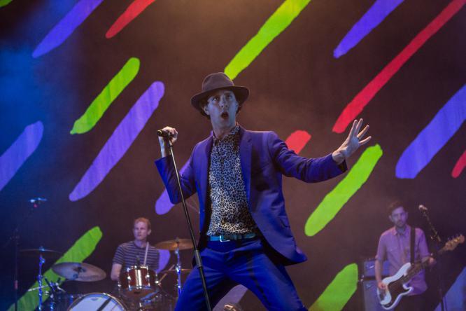 Maxïmo Park - Live @ Southside Festival 2017