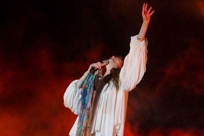 Florence + The Machine - Live @ Southside Festival 2015