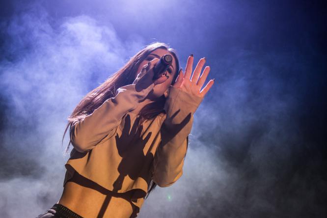 Lena Meyer-Landrut - Live @ Gloria, Cologne