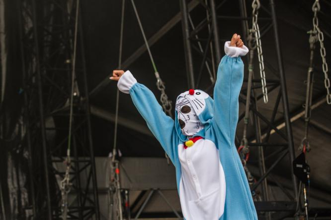 Die Antwoord - Live @ Southside Festival 2015