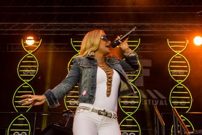 Anastacia - Live @ Markt, Eschweiler