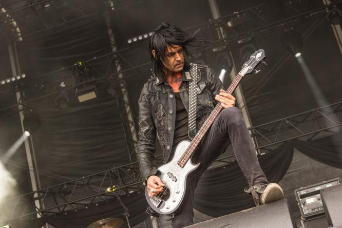 DevilDriver - Live @ Reload Festival 2018