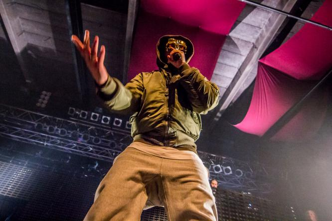 Sido - Live @ Live Music Hall, Cologne