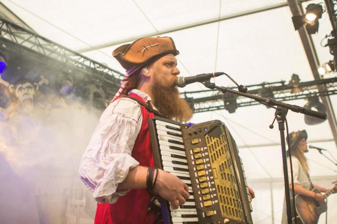 Mr. Hurley & die Pulveraffen - Live @ Reload Festival 2018