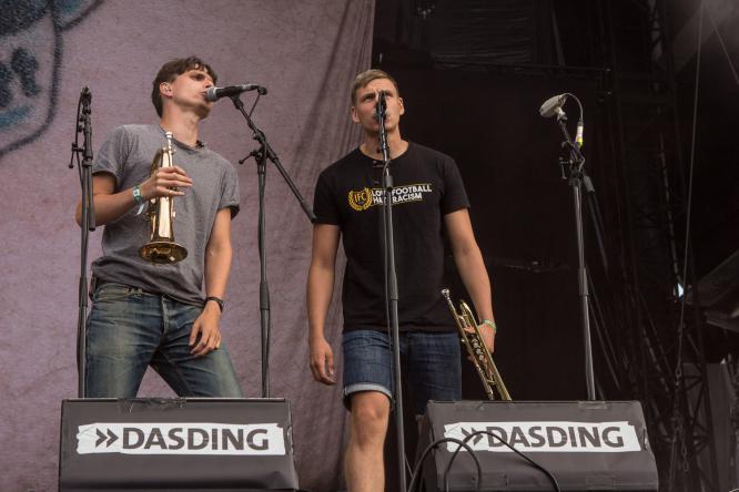 Feine Sahne Fischfilet - Live @ Southside Festival 2018