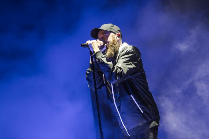In Flames - Live @ Reload Festival 2018