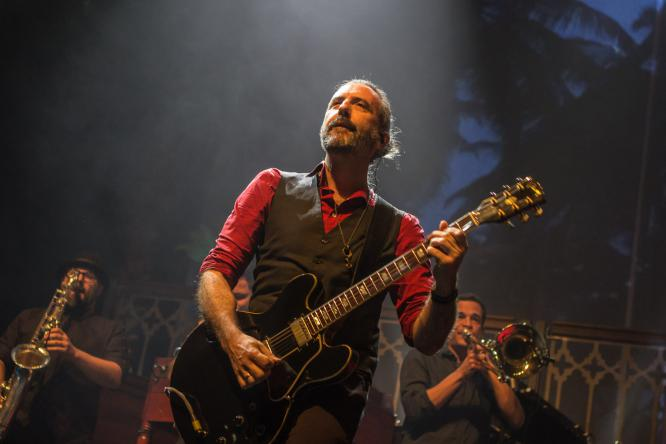 Niedeckens BAP - Live @ LANXESS Arena, Cologne