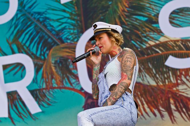 Jennifer Rostock - Live @ Southside Festival 2014