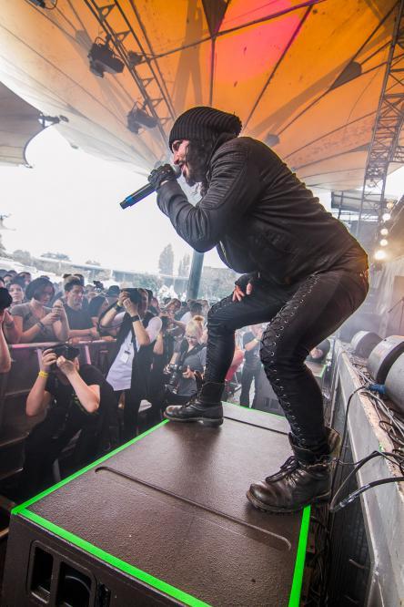 Unzucht - Live @ Amphi Festival 2016