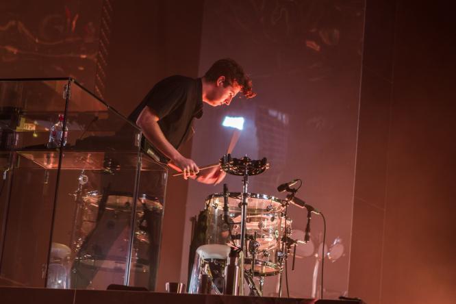 The xx - Live @ Mitsubishi Electric Halle, Düsseldorf