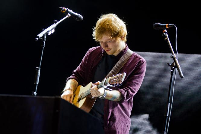 Ed Sheeran - Live @ Southside Festival 2014