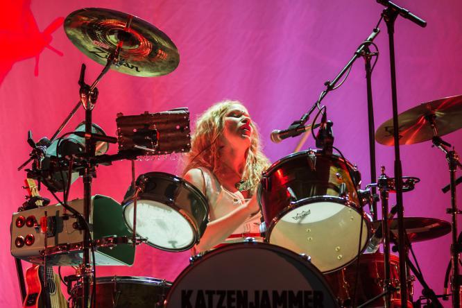Katzenjammer - Live @ Palladium, Köln