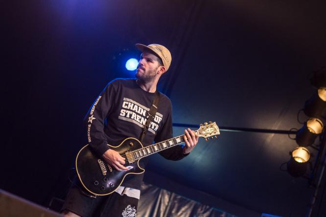No Turning Back - Live @ Groezrock Festival 2015
