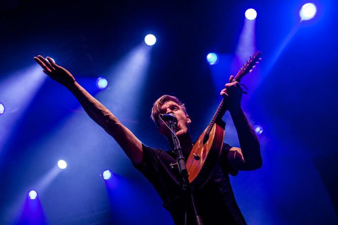 Skinny Lister - Live @ Palladium, Köln