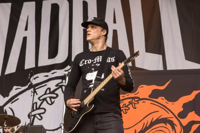 Madball - Live @ Reload Festival 2018