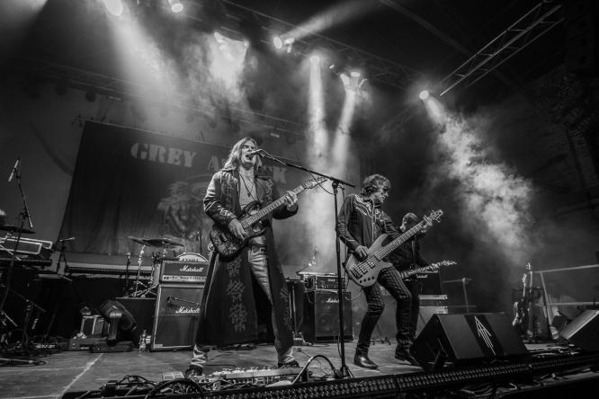 Grey Attack - Live @ Alter Schlachthof, Aachen