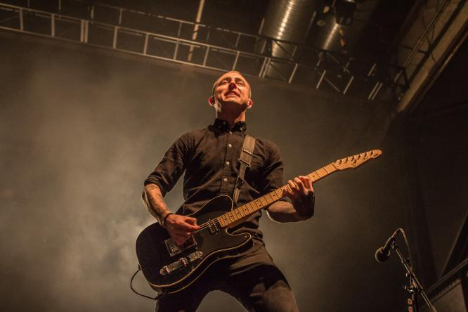 Yellowcard - Live @ Palladium, Cologne