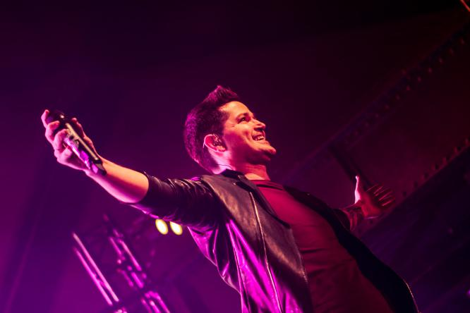 The Script - Live @ Palladium, Cologne