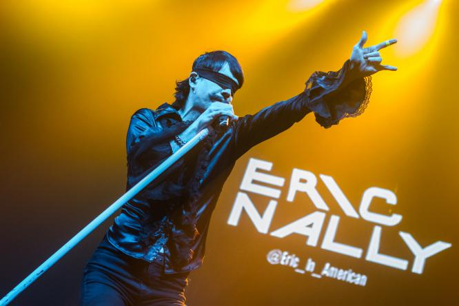 Beeba and Eric Nally - Live @ Palladium, Cologne