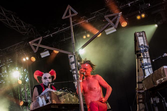 Das Ich - Live @ Amphi Festival 2017