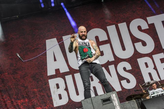 August Burns Red - Live @ Reload Festival 2017