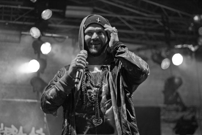 Bam Margera & Fuckface Unstoppable - Live @ Mair1 Open Air Festival 2014
