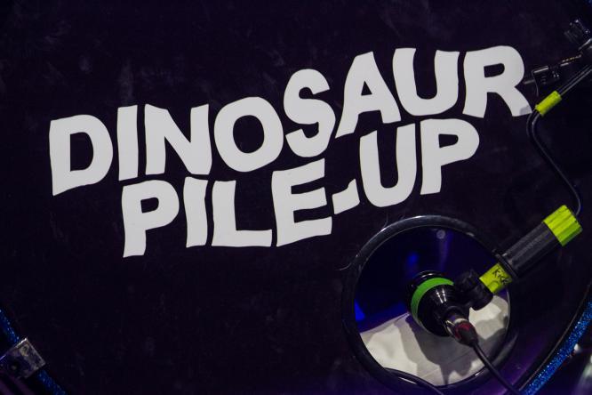 Dinosaur Pile-Up - Live @ Palladium, Cologne