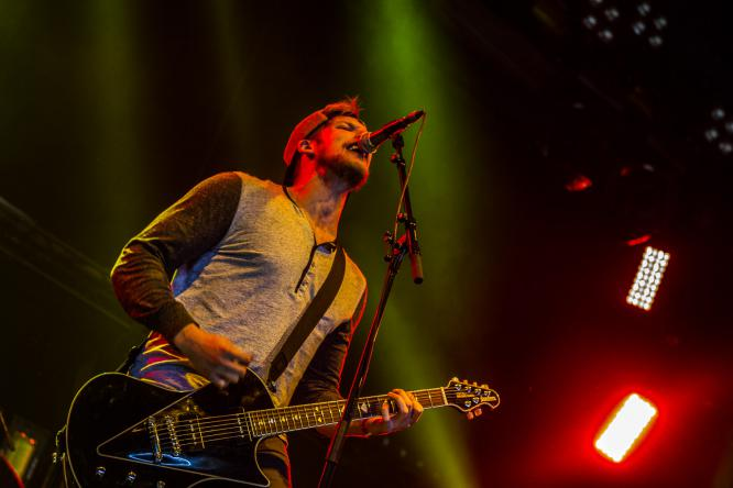 The Swellers - Live @ Groezrock Festival 2015