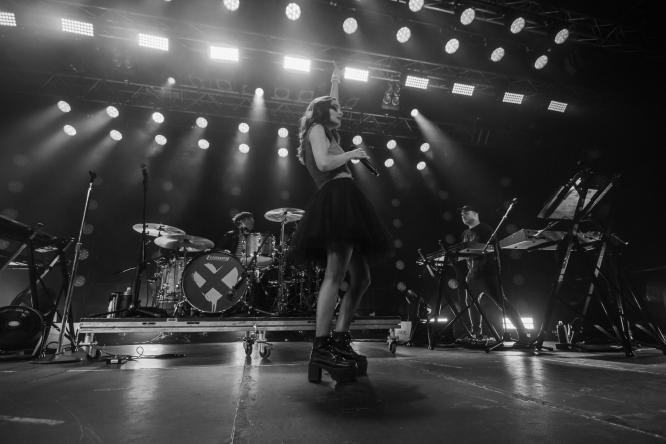 Chvrches - Live @ Live Music Hall, Köln