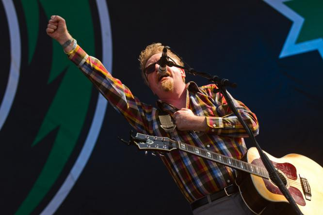 Flogging Molly - Live @ Southside Festival 2014