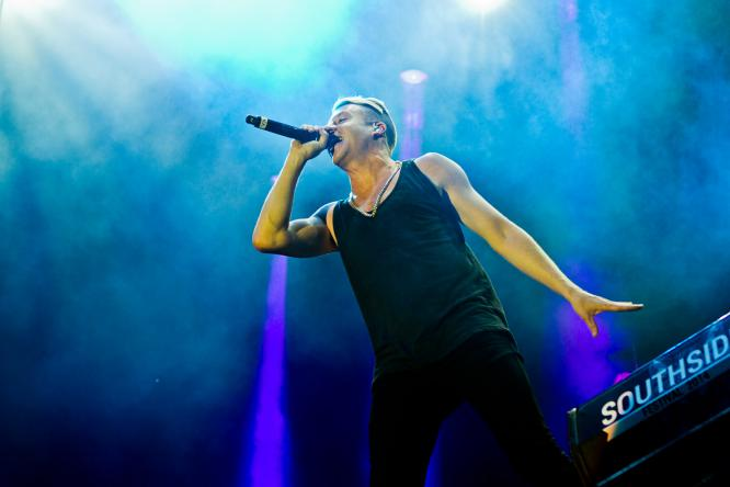 Macklemore - Live @ Southside Festival 2014